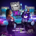 Strictly 4 The Traps N Trunks 30 (Hosted By Drumma Boy & Gangsta Boo) mixtape cover art