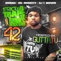 Strictly 4 The Traps N Trunks 42 mixtape cover art