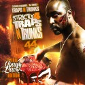 Strictly 4 The Traps N Trunks 44 (Free Young Buck Edition) mixtape cover art