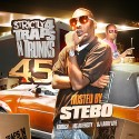 Strictly 4 The Traps N Trunks 45 (Hosted By Stebo) mixtape cover art