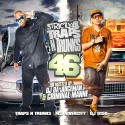 Strictly 4 The Traps N Trunks 46 (Hosted By Criminal Manne & OJ Da Juiceman) mixtape cover art
