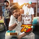 Strictly 4 The Traps N Trunks 75 mixtape cover art