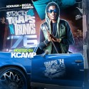Strictly 4 The Traps N Trunks 76 (Hosted By K Camp) mixtape cover art