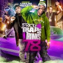 Strictly 4 The Traps N Trunks 78 mixtape cover art