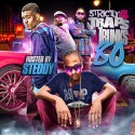 Strictly 4 The Traps N Trunks 80 mixtape cover art