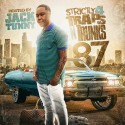 Strictly 4 The Traps N Trunks 87 mixtape cover art