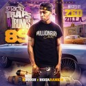 Strictly 4 The Traps N Trunks 89 (Hosted By Zed Zilla) mixtape cover art