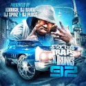 Strictly 4 The Traps N Trunks 92 mixtape cover art
