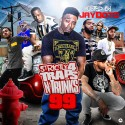 Strictly 4 The Traps N Trunks 99 mixtape cover art