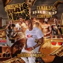 Strictly 4 The Traps N Trunks (Daily Bread Edition) mixtape cover art