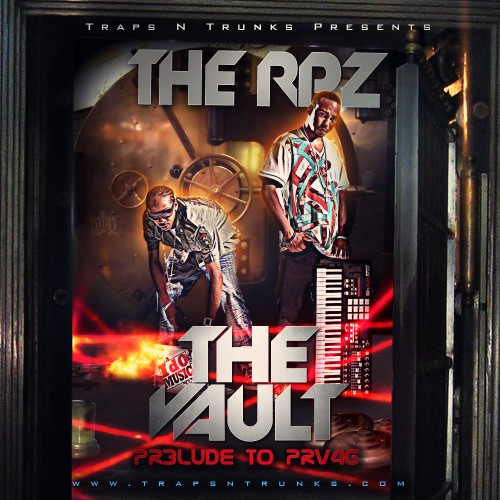 The RPZ – The Vault (Hosted by Traps-N-Trunks) [Mixtape]
