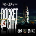 Huntsville Alabama: Rocket City mixtape cover art