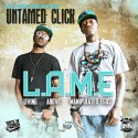 Untamed Click - Living Above Manipulated Egos mixtape cover art