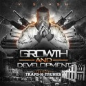 V Slash - Growth & Development mixtape cover art