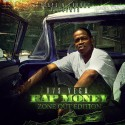 VVS Vega - Rap Money (Zone Out Edition) mixtape cover art