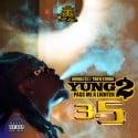 Yung2 - Pass Me A Lighter 3.5 mixtape cover art