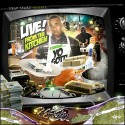 Yo Gotti - Live From The Kitchen mixtape cover art