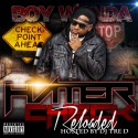 Boy Wonda - Hater Check (Reloaded) mixtape cover art