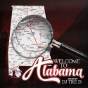 Welcome To Alabama mixtape cover art