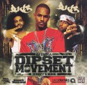 The Dipset Movement (Zeeky's Home) mixtape cover art