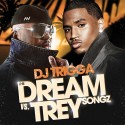 The Dream Vs. Trey Songz mixtape cover art