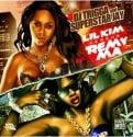 Lil Kim Versus Remy Ma mixtape cover art