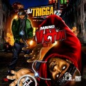 Maino - I'm The Victim mixtape cover art