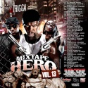 Mixtape Hero 13 mixtape cover art