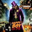 T-Pain - Nappy Boy Or Die mixtape cover art