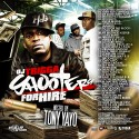 Shooters For Hire (Hosted By Tony Yayo) mixtape cover art