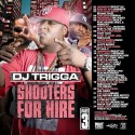 Shooters For Hire 3 mixtape cover art