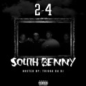 2-4 - South Benny mixtape cover art