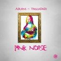 A.Burns - Pink Noise mixtape cover art