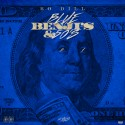 Bo Dill - Blue Benji's & 50's mixtape cover art