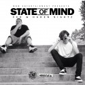 CEO & Haden Sightz - State Of Mind mixtape cover art