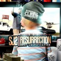 Cleen - Self Justification 2 (Resurrection) mixtape cover art