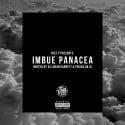 Free P - IMBUE PANACEA mixtape cover art