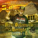 G.A. - King Solomon's Temple (The Ground Floor) mixtape cover art