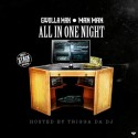 Gwolla Man & Man Man - All In One Night mixtape cover art