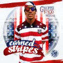 Gwopper Stacks - Earned My Stripes mixtape cover art
