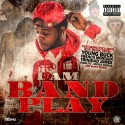 I Am BandPlay mixtape cover art