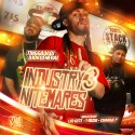 Industry Nitemares 3 mixtape cover art