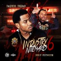 Industry Nitemares 6 (Hosted By Fatality & Peetey Weestro) mixtape cover art