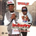 Industry Nitemares 7 (Hosted By SkoolBoy & Hollywood Luck) mixtape cover art