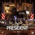 JV Da Reaper - BrickBoy President mixtape cover art