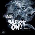 KB & G.Jones - Slept On mixtape cover art
