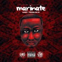 Lugey - Marinate mixtape cover art