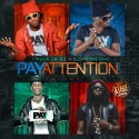 Pay Attention mixtape cover art