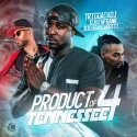 Product Of Tennessee 4 mixtape cover art