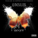 Q Bosilini - Reset mixtape cover art